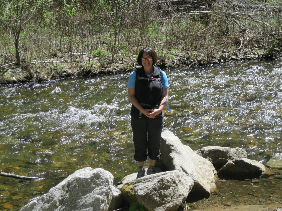 South Fork Tuolumne River