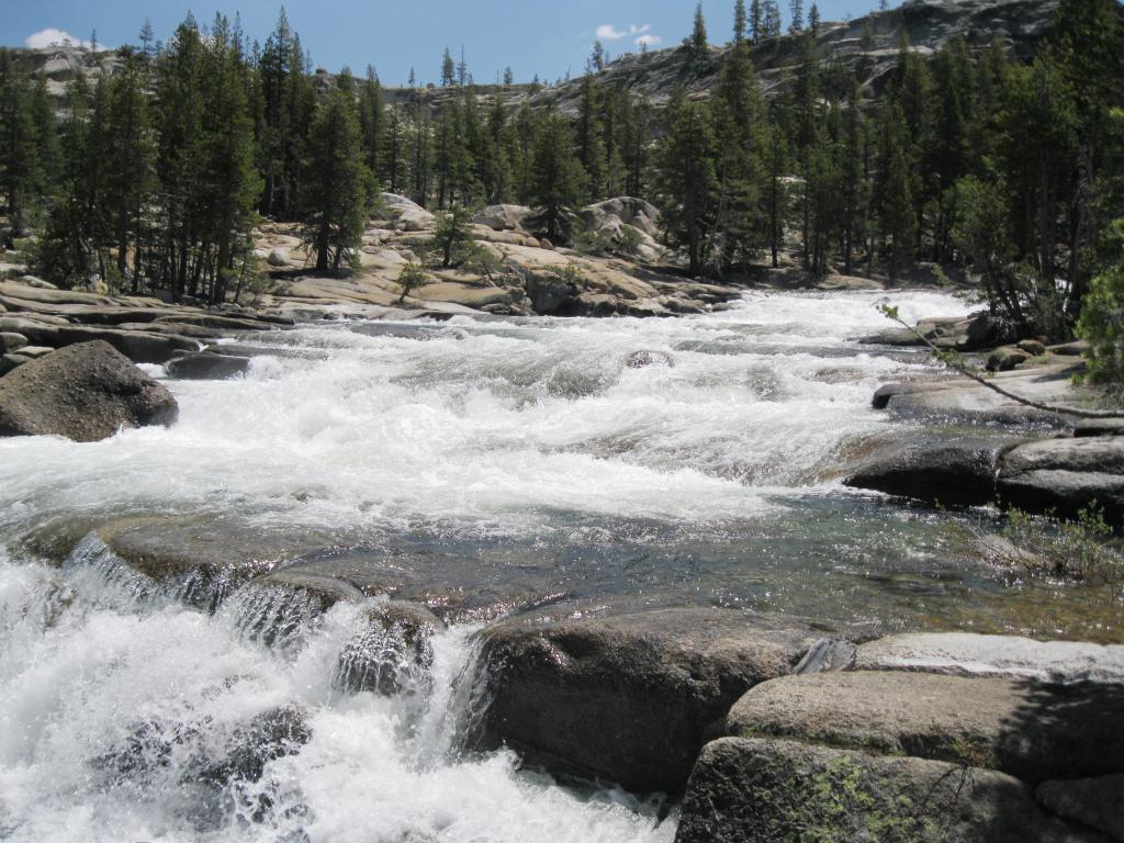 The rapids.