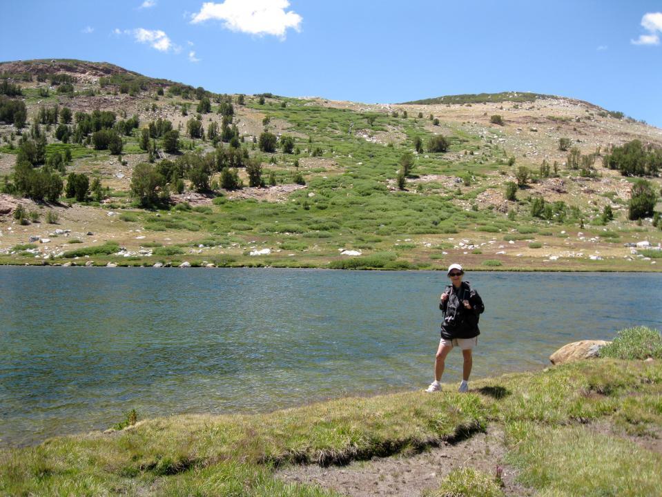 Spillway Lake