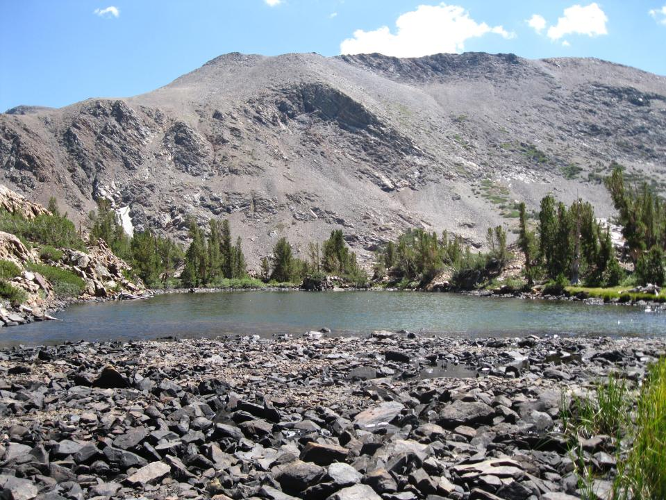 Lower Sardine Lake