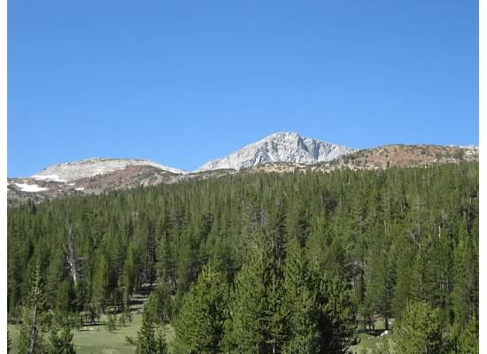 Kuna Crest (taken on June 21 from Spillway Lake trail).