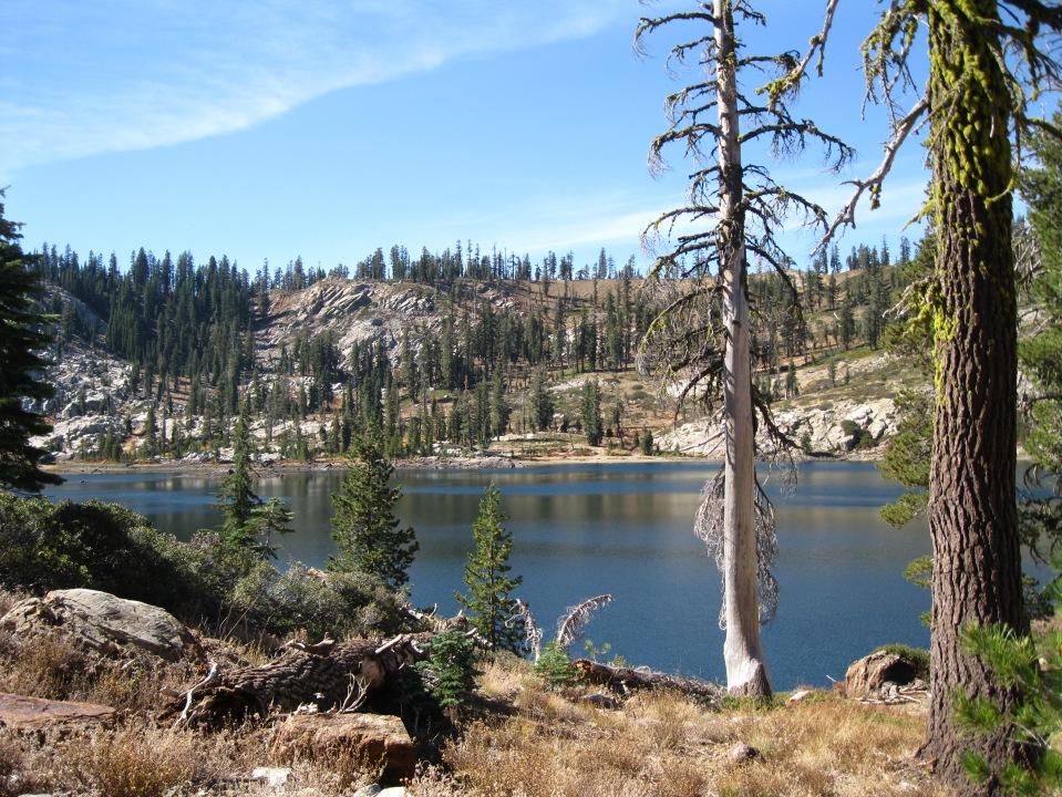Deer Lake.
