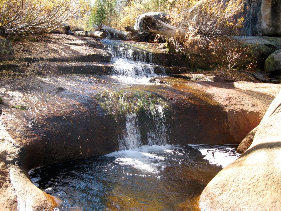 Illilouette Creek.