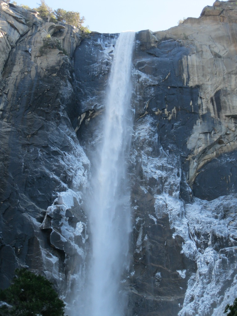 Bridalveil Fall (taken 1/31/11).