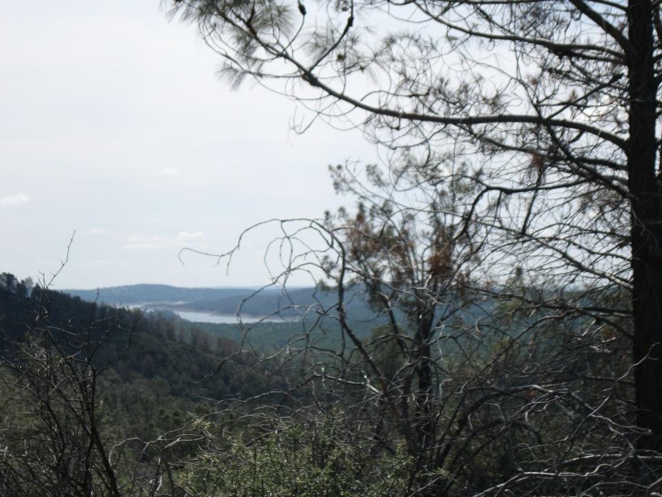 Lake Don Pedro Reservoir