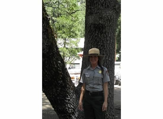 Yosemite Ranger Julia, 2012.