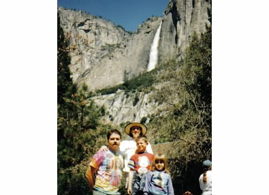 Yosemite Falls, 1996.