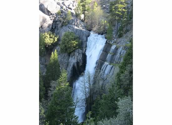 Alder Creek Fall on June 17, 2011.