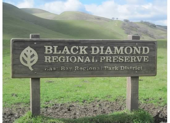Most of the mining district is within the park's 6096 acres.