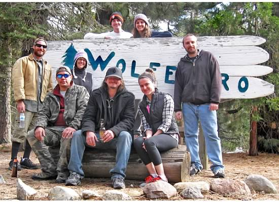 The group. November 2015.
