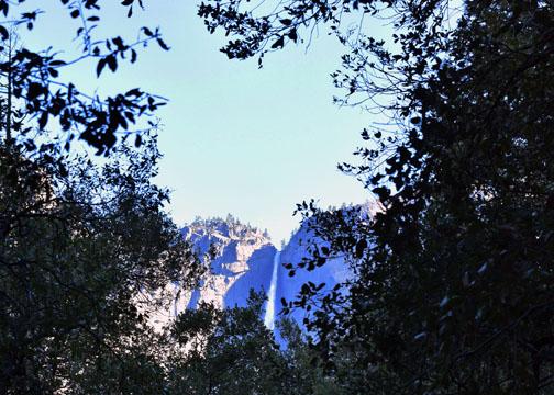 Yosemite Falls, Four Mile Trail, Yosemite