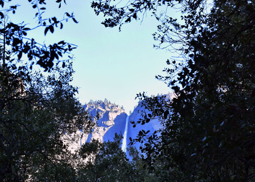 Yosemite Falls, Four Mile Trail, Yosemite