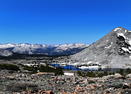 Upper Granite Lake, Yosemite National Park
