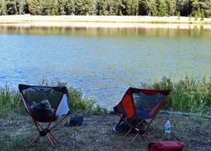 Yosemite National Park, Lukens Lake