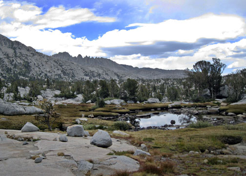 JMT, Ansel Adams Wilderness