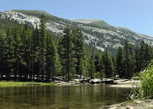 JMT, Yosemite
