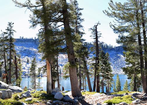 Ostrander Lake, Yosemite