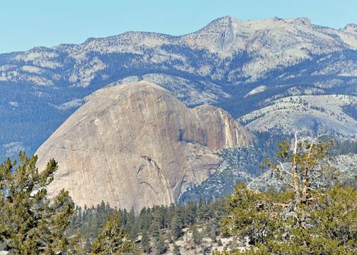 Half Dome, Ostrander Lake, Yosemite