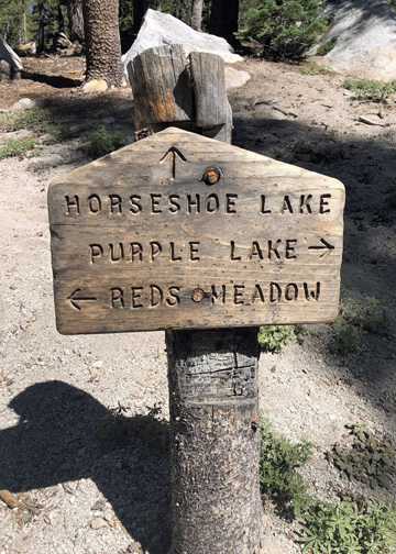 purplelakesign